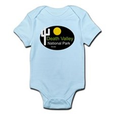 death valley national park Nevada Infant Bodysuit