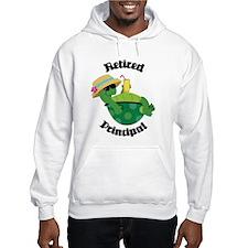 Retired Principal Gift Hoodie Sweatshirt