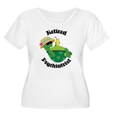 Retired Psychiatrist Gift T-Shirt