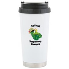 Retired Respiratory Therapist Travel Mug