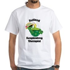 Retired Respiratory Therapist Shirt