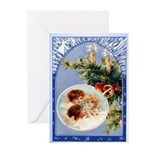 Little angels Greeting Cards (Pk of 10)