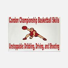 CONDON CHAMPIONSHIP BASKETBALL SKILLS Rectangle Ma