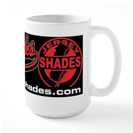 Jersey Shades Large Mug