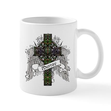 Murray Tartan Cross Mug