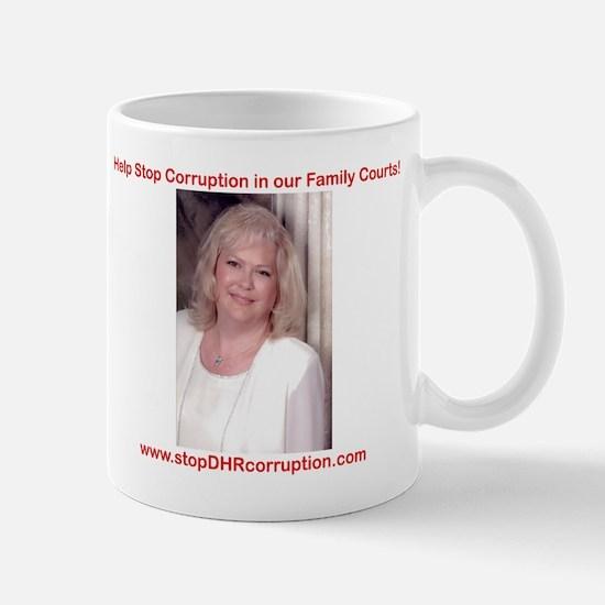 Cute Family court Mug