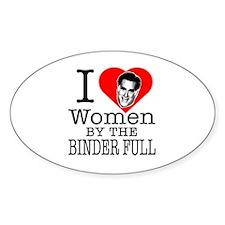 Mitt Romney: I Love Women By The Binder Full Stick