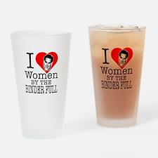Mitt Romney: I Love Women By The Binder Full Drink