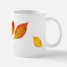 Autumn Beech Leaves Mug