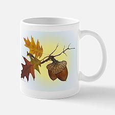 Autumn Oak & Acorn Mug