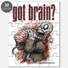PARODY - Zombie Got Brain? Puzzle