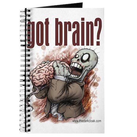 PARODY - Zombie Got Brain? Journal