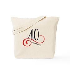 Cute 40th birthday fart Tote Bag
