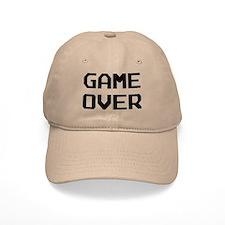 Game Over Baseball Baseball Cap