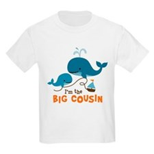 Big Cousin - Whale T-Shirt