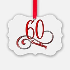 Cute 60 b day Ornament