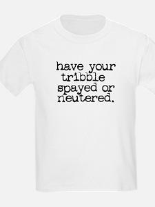 Star Trek / Tribble T-Shirt