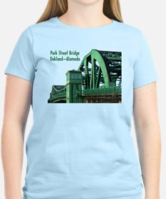 Park Street Bridge Women's T-Shirt
