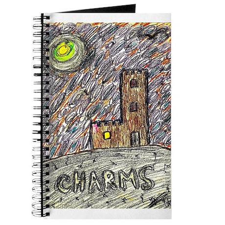 charms castle fantasy dreamlike Journal