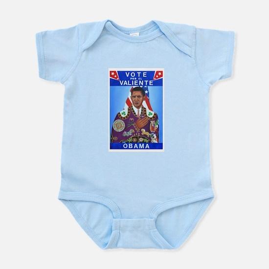 New Obama Artwork Infant Bodysuit