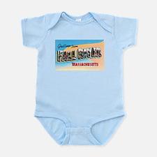 Fall River Massachusetts Greetings Infant Bodysuit