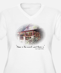 Home is the Nicest Word T-Shirt