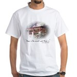 Home is the Nicest Word White T-Shirt