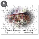 Home is the Nicest Word Puzzle