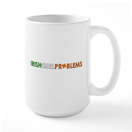 IGP logo Large Mug