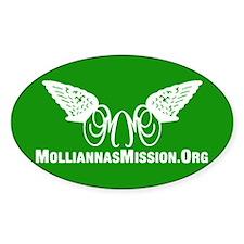 Mollianna's Mission Inc. Decal