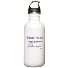 Baby Boomers Water Bottle