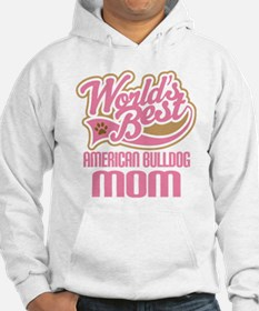 American Bulldog Mom Jumper Hoody