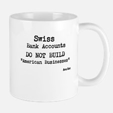 Swiss Bank Accounts Mug
