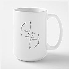 Adam Venture Large Mug