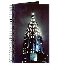 Chrysler Building: Night Journal