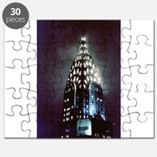 Chrysler Building: Night Puzzle