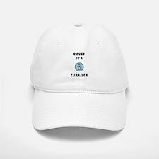 Owned by an Eurasier Baseball Baseball Cap