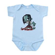 Bloody Zombie Infant Bodysuit