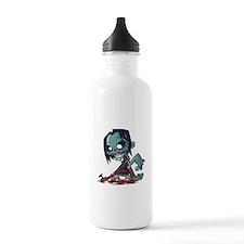 Bloody Zombie Water Bottle