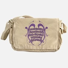 Crunchy Family Messenger Bag