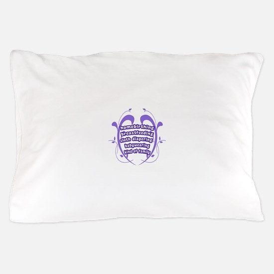 Crunchy Family Pillow Case