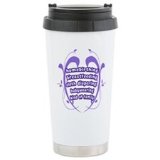 Crunchy Family Travel Coffee Mug