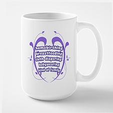 Crunchy Family Mug