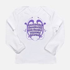 Crunchy Family Long Sleeve Infant T-Shirt