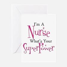 Super Nurse Greeting Cards (Pk of 20)