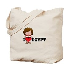 I Love Eygpt Tote Bag
