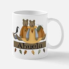 Autumn Abuela Mug