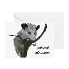 Peace Possum Greeting Cards (Pk of 10)