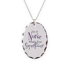 Super Nurse Necklace
