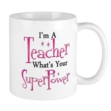 Cute Teachers Small Mug